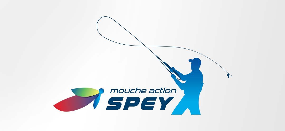 Logo Mouche Action Spey