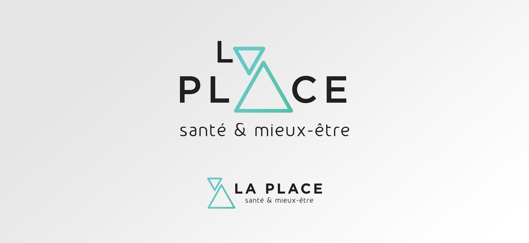 La place santé - logo