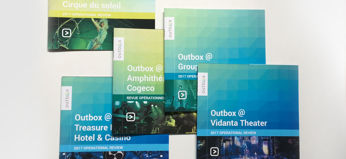 Cahiers revue opérationnelle Outbox