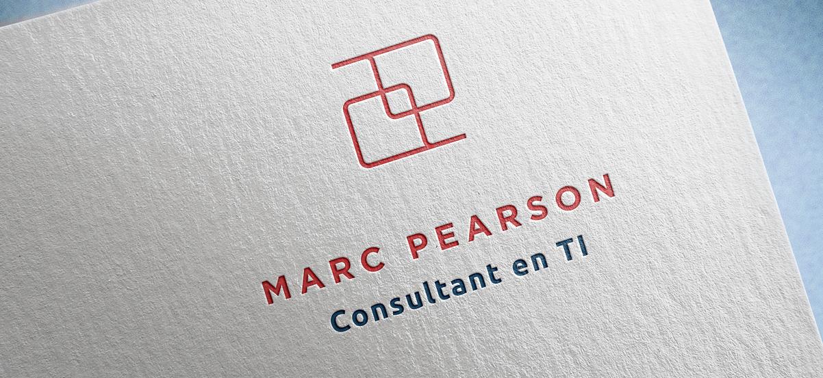 Logo Marc Pearson
